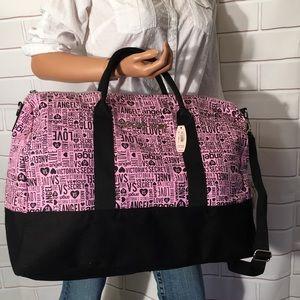 NWT Victoria Secret VS  XL duffle Bag
